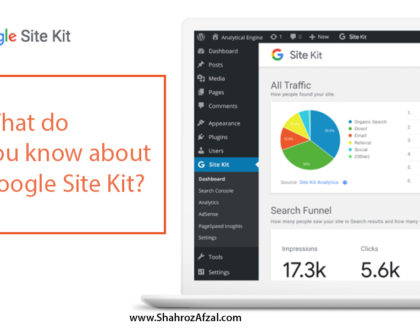 What do you know about Site Kit?